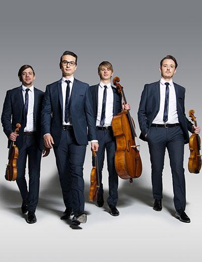 Qrava Quartet